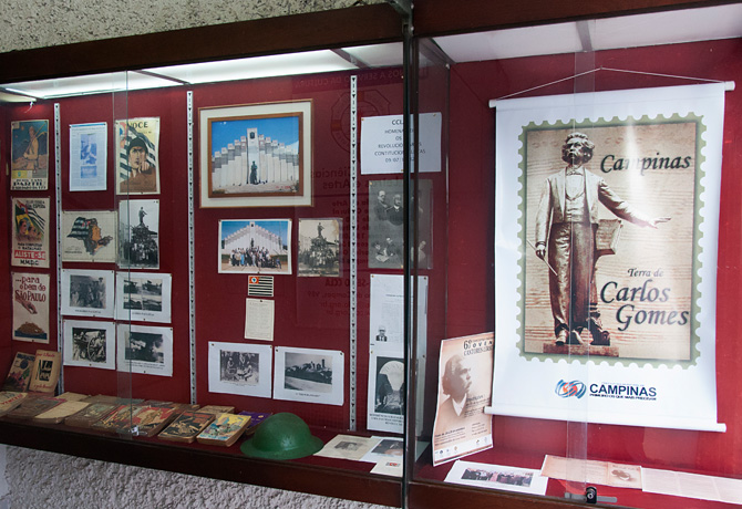 A história é preocupação central para o CCLA, sendo destaque em sua Vitrine Cultural